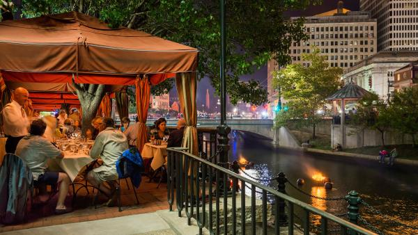 Cafe Nuovo Waterfire