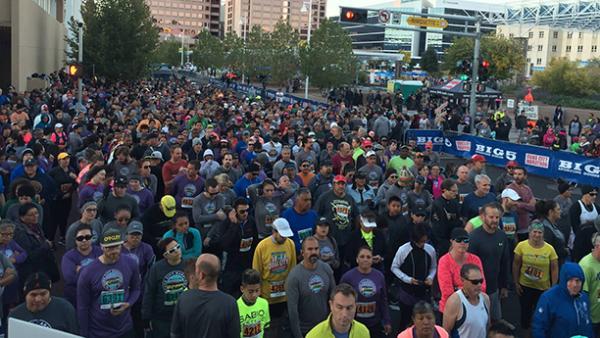 DTN - PS - Annual Events - Duke City Marathon