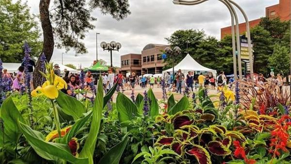 DO NOT USE Element Fort Wayne image of Taste of the Arts Festival in Fort Wayne, Indiana, #MyFortWayne Photo
