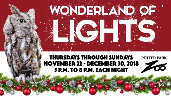 2018 Wonderland of Lights