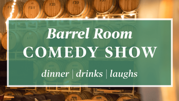 Barrel Room Comedy Show