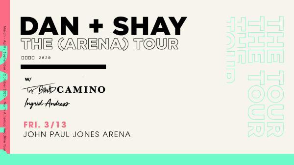 Dan + Shay Arena Tour