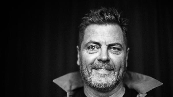 Comedian Nick Offerman