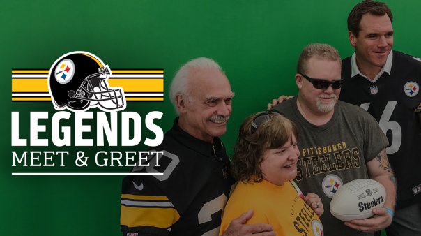 Steelers Legends Meet & Greet