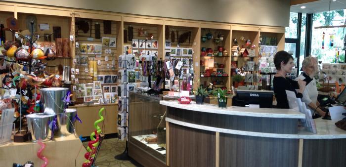 Trellis Botanical Garden Gift Shop
