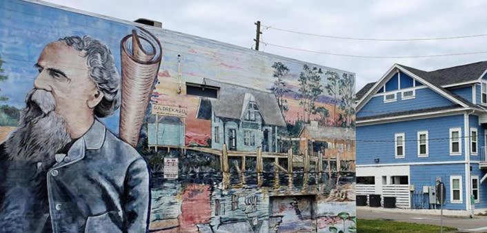 DeLand Mural