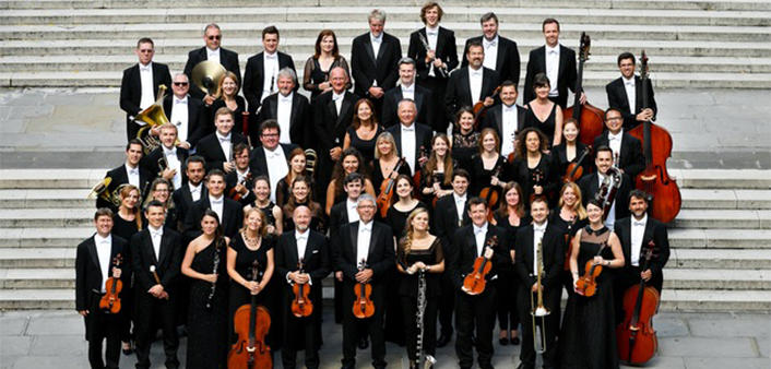 The Royal Philharmonic Orchestra will be performing at Peabody Auditorium