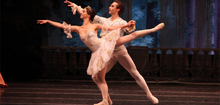 Sleeping Beauty will be performed at Peabody Auditorium by the Russian National Ballet