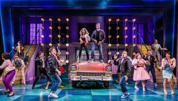 Grease at the Finger Lakes Musical Theatre Festival