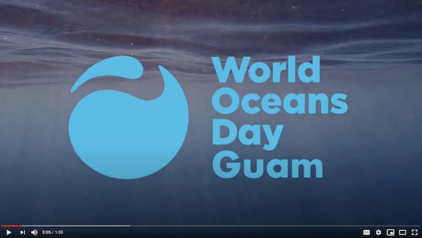World Oceans Day Guam 2020