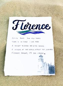 Florence Love Letter