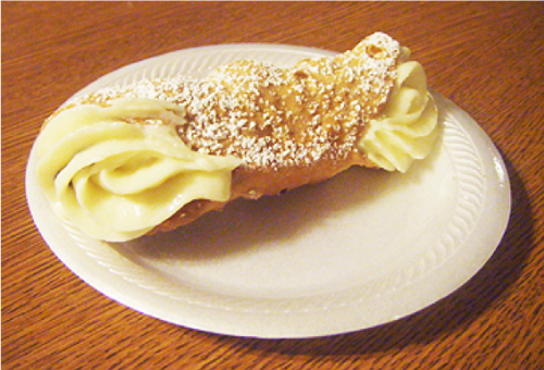 Scuteri's Cannoli Connection