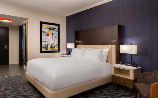 Hilton Austin King Bedroom (standard)