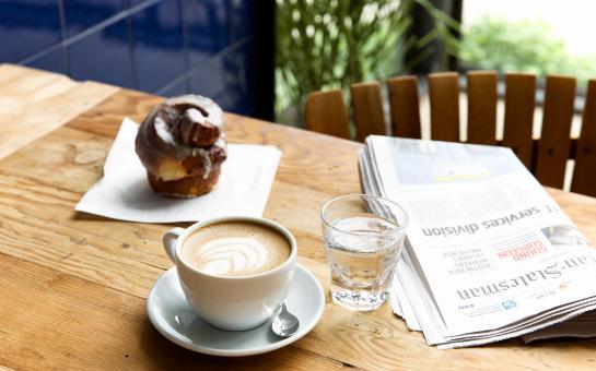 South Congress Hotel – Mañana Coffee, Juice & Bakeshop