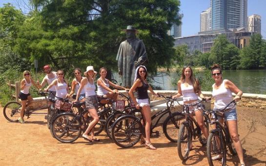 Barton Springs Bike Rental Holiday Deal