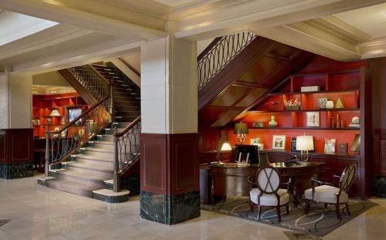 Stephen F Austin Royal Sonesta lobby