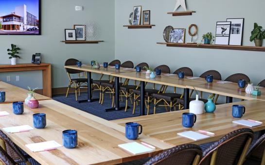 The Den meeting room