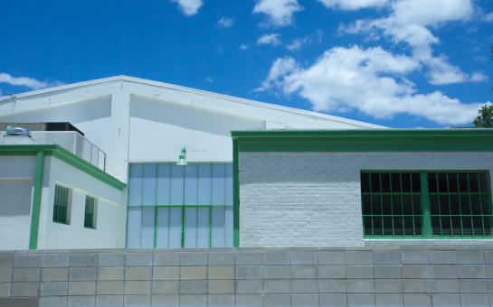 Distribution Hall