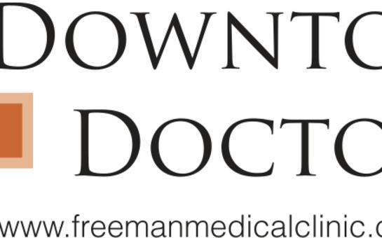 Downtown doctor logo