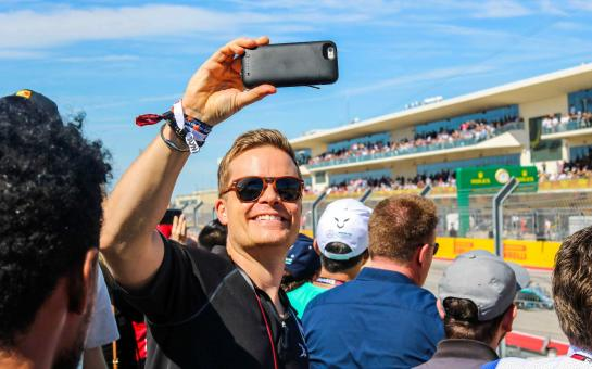 F1 Experiences Austin Package Deal