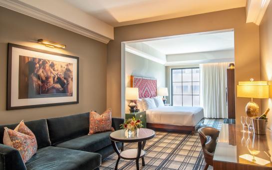 Hotel ZaZa Guest Room
