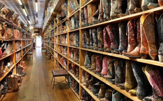 Allens Boots on SoCo