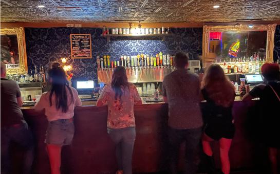 Sagebrush bar