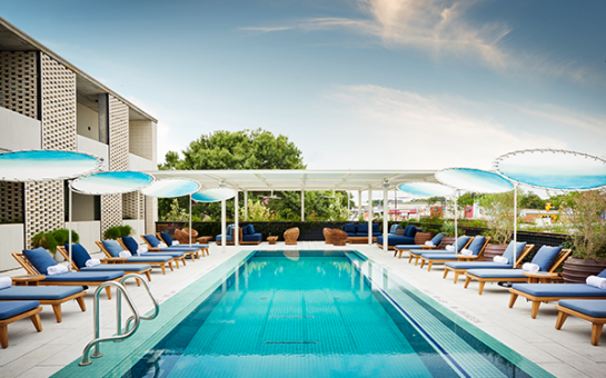 South Congress Hotel –Pool