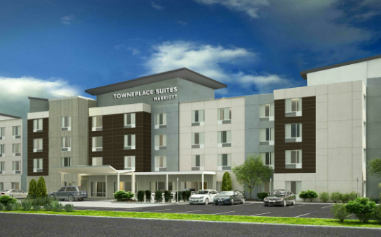 TownePlace Suites Opening October 2019