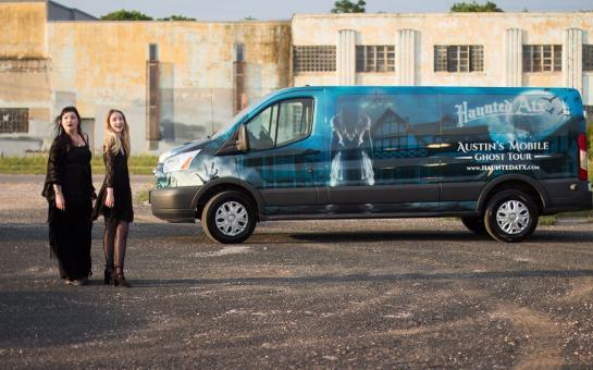The Haunted Van