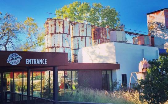 Science Mill exterior