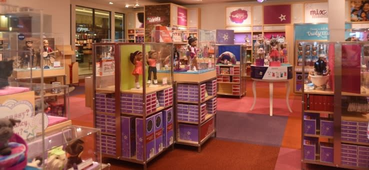 American Girl Store in Oak Park Mall