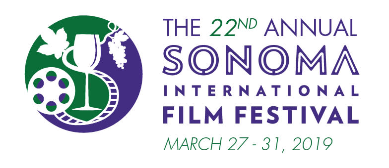 Sonoma International Film Festival 2019 logo