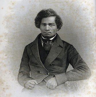 Young Frederick Douglass