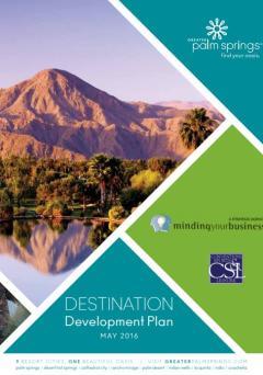 Destination Development 2016