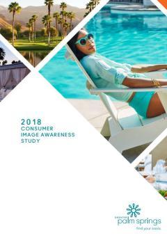 Consumer Image Awareness Study 2018