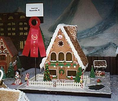 Deni Cole Gingerbread