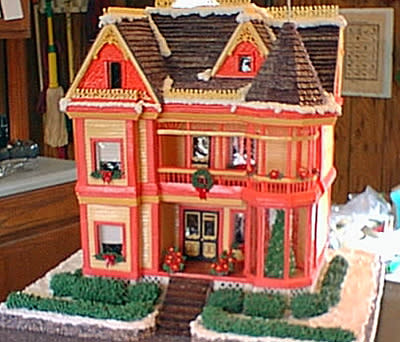 Victorian Mansion – Honorable Mention, 2002