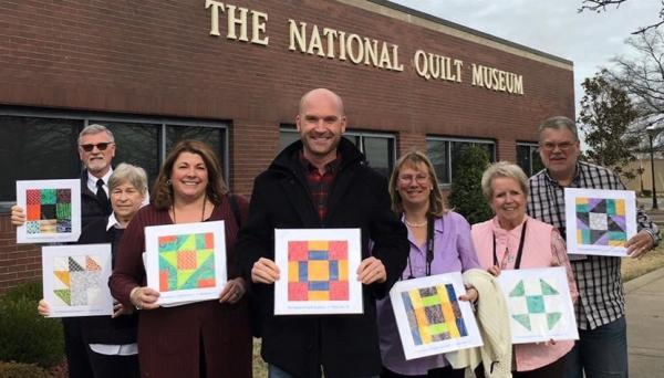 National Quilt Museum Experience