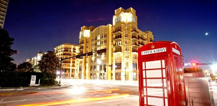 Upper Kirby District, Houston