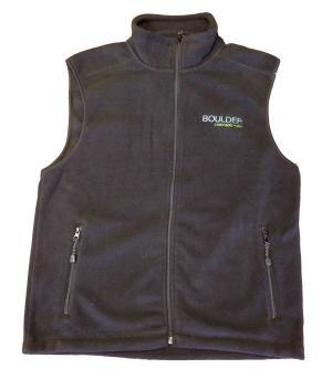 Boulder fleece vest