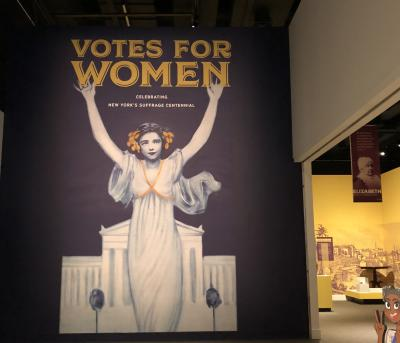 Votes for Women - New York State Museum