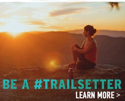 Be a Trailsetter - Virginia's Blue Ridge