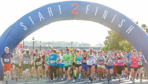 Paducah Iron Mom Half Marathon - Paducah Sun