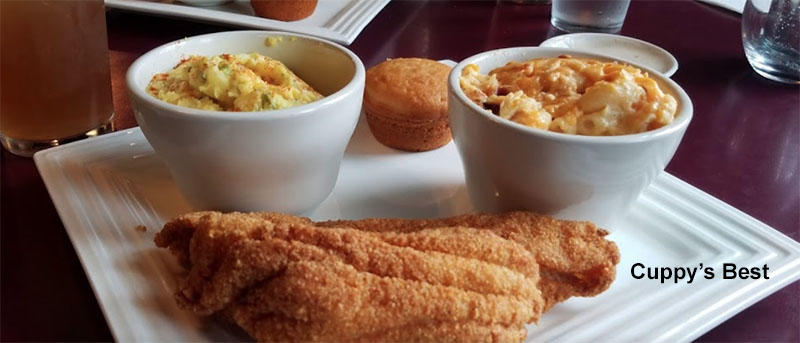 Cuppy's Best Soul Food