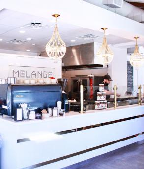 Heights Mercantile Melange Creperie pastry shop