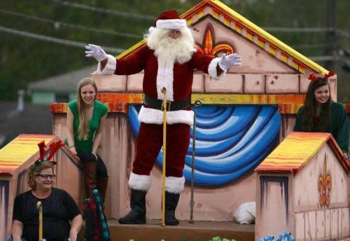 Harahan Christmas Parade