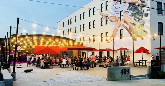 Big Lick Brewing Company - Downtown Roanoke, VA