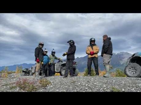 Knik Glacier Tour Video