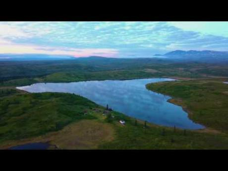 Drone Video Of Caribou Lodge